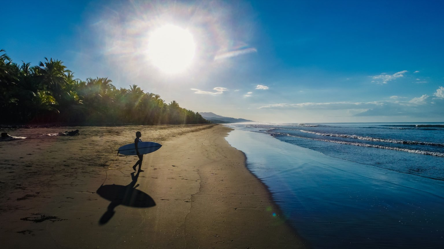 Kalon Surf Silene Ocean Surfing Costa Rica with Slater Designs Surfboard