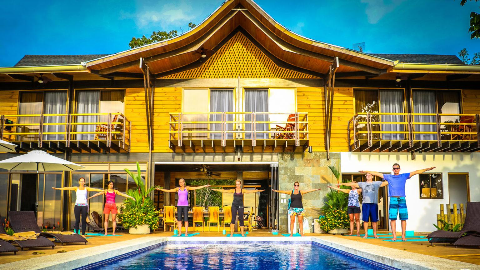 Kalon Surf Pilates and Surf Camp Costa Rica