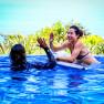 Pool session at Kalon Surf