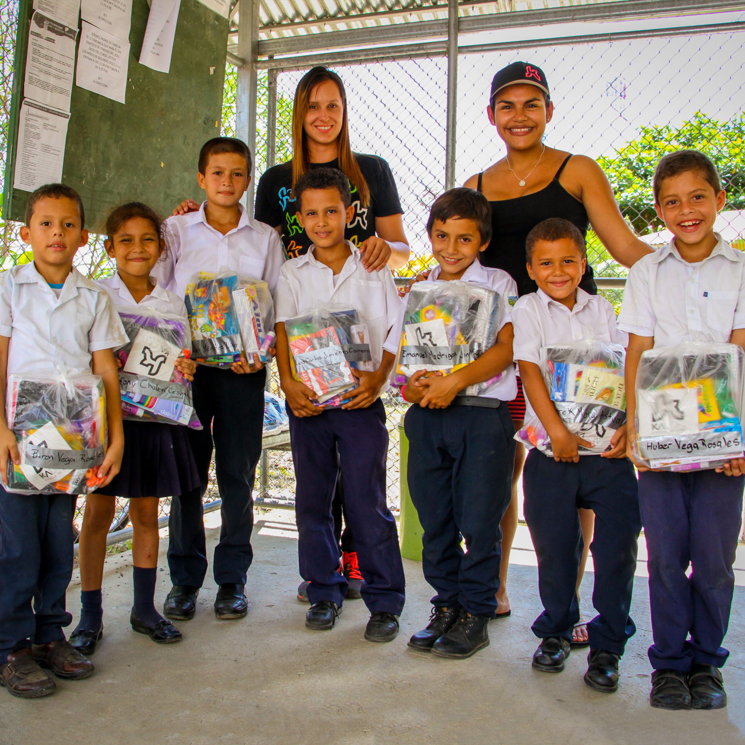 Giving back to the community with Kalon Surf