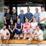 Kalon Surf Team Photo