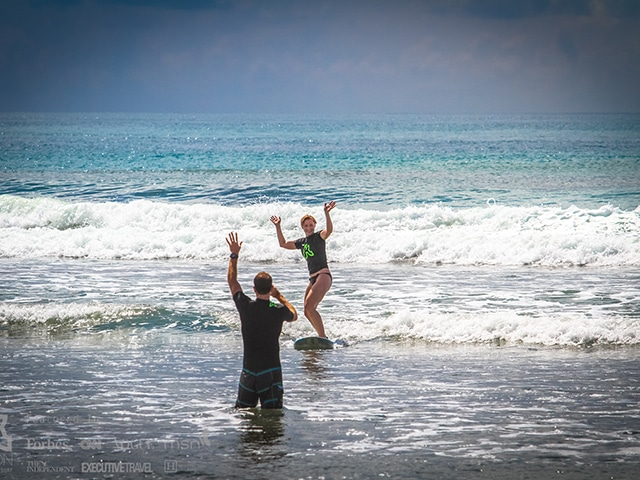 Learn to Surf Camp Costa Rica Luxury