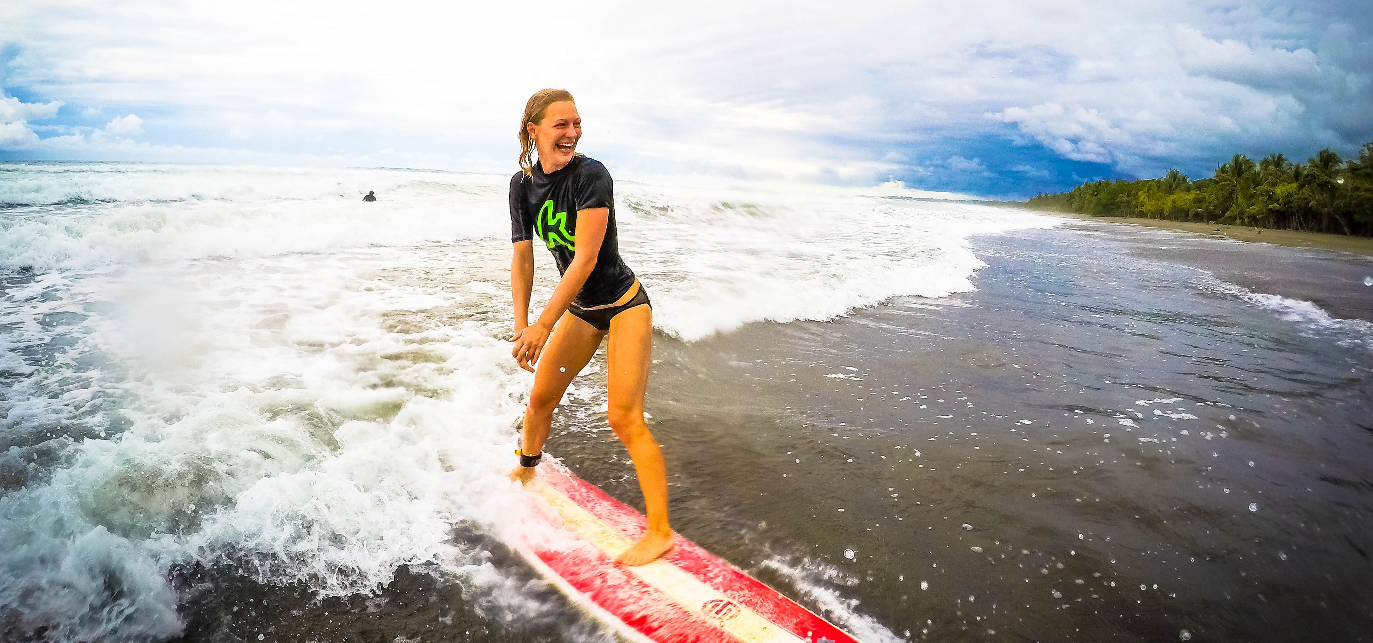 Fitness Through Surfing