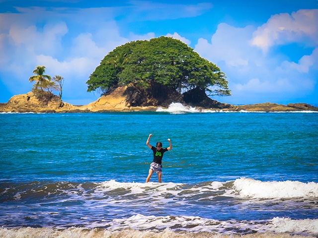 Beginner Surf Camp Costa Rica