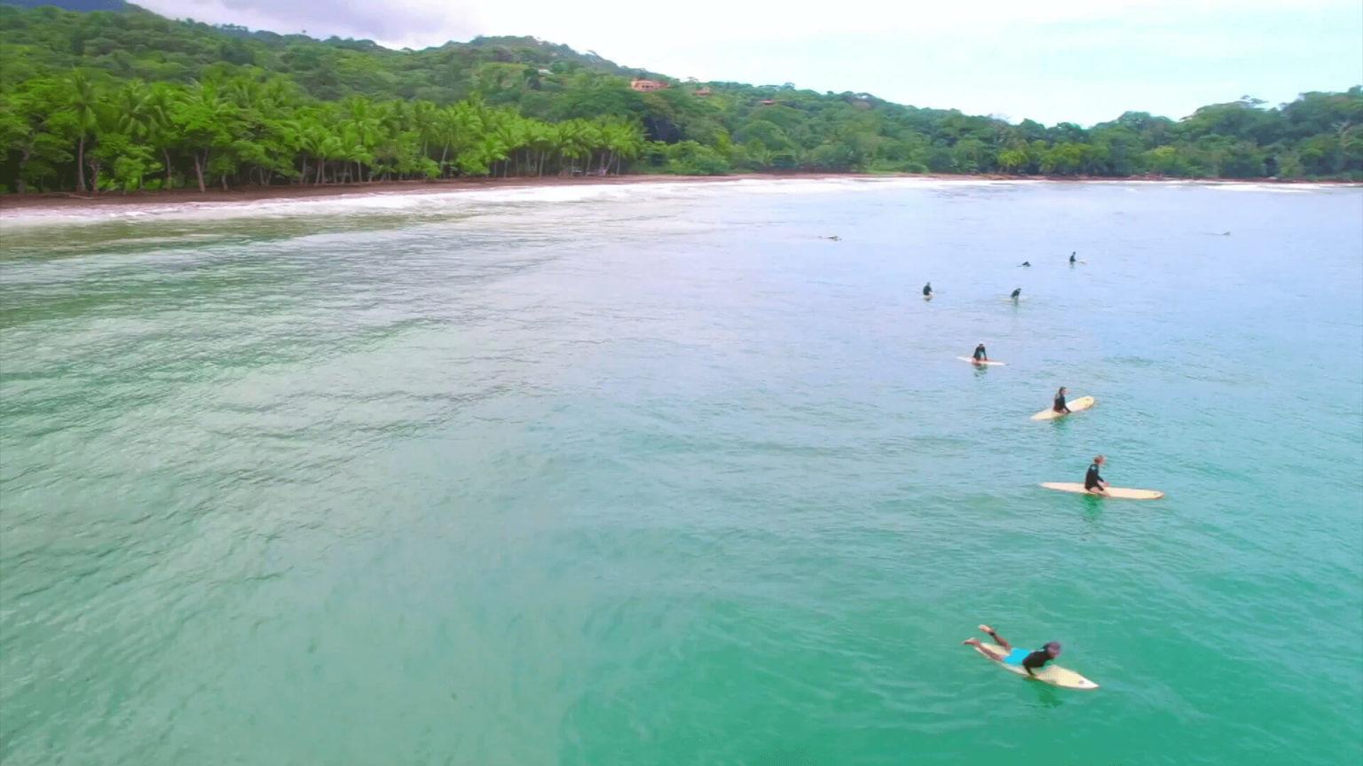 Kalon Surf Welcome Video Screenshot